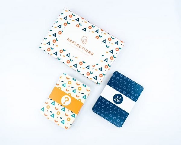 Wellbeing card game