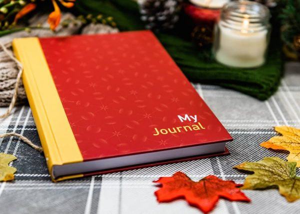 Open Narrative - My journal Red