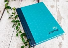 Open Narrative - My Journal Blue